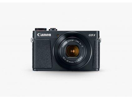 CANON PowerShot G9X Mark II čierny