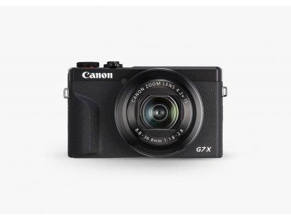 Canon PowerShot G7 X Mark III čierny