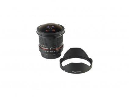 Objektív Samyang  8mm F3.5 CSII Canon
