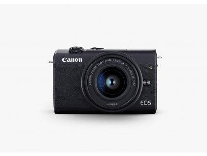 Canon EOS M200 + EF M15 45mm black