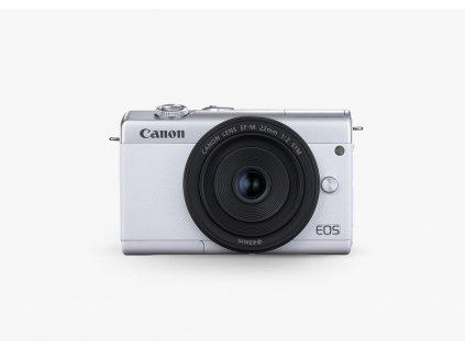 Canon EOS M200 + EF M15 45mm