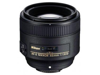 x Nikon AF S Nikkor 85mm F1.8G F L