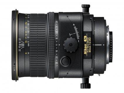 15863(2) nikon pc e micro nikkor 85mm f 2 8d