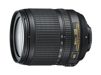 15880(1) nikon 18 105mm f 3 5 5 6g ed vr af s dx nikkor