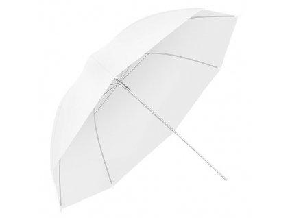 METZ Studio umbrella UM-100 W   (priesvitný štúdiový dáždnik O 100 cm)