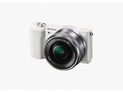 Sony Alpha A5100 + Sony E PZ 16 50mm 1