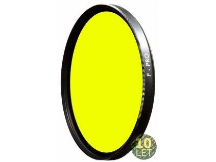 171906 b w 022m stredne zluty filtr pro c b 46mm mrc