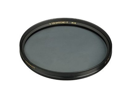 173001 b w cirkularne polarizacni filtr 39mm mrc