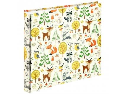 180546 hama album klasicky forest 30x30 cm 100 stran