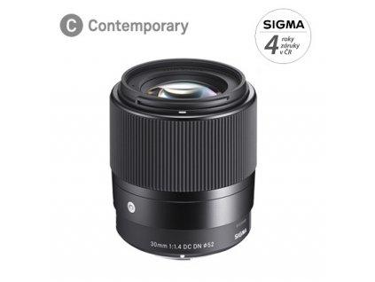 180579 sigma 30 1 4 dc dn contemporary canon ef m
