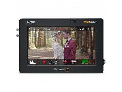blackmagic design video assist 5 12g hdr 16728