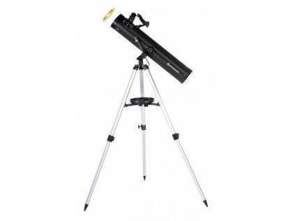 181307 teleskop bresser venus 76 700 s redukci na chytry telefon
