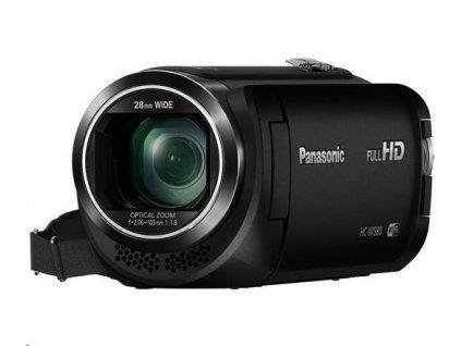 183809 panasonic hc w580 full hd kamera 1mos 50x zoom 3 lcd twin camera hdr wi fi