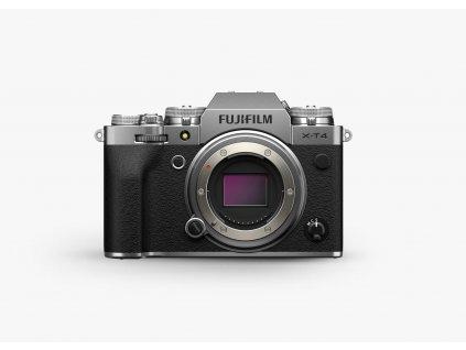 Fujifilm X T4 strieborny