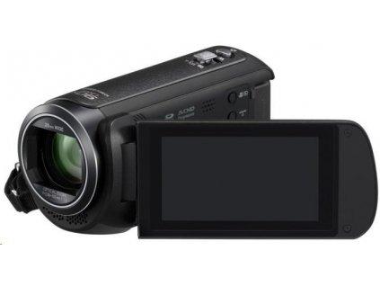 190682 panasonic hc v380 full hd kamera 1mos 50x zoom od 28mm 3 lcd wi fi