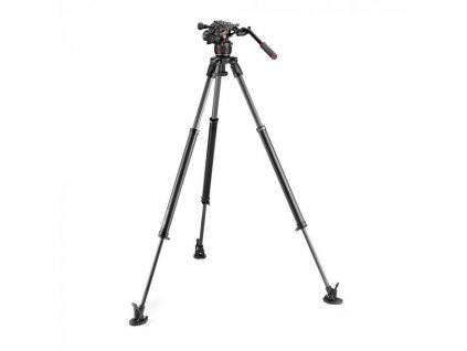 191726 manfrotto nitrotech 608 635 fast single leg carb