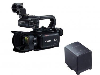 192299 canon xa11 bp 820 power kit kamera
