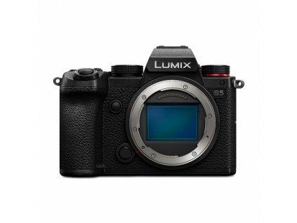 Panasonic Lumix S5 telo  + zľava 300 € + 150 € na objektív + rozšírená záruka