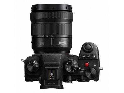 Panasonic Lumix S5 + Lumix S 20-60 f/3,5-5,6  + okamžitá zľava 200 €