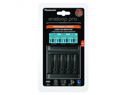 Nabijacka Panasonic Eneloop BQ CC65 balenie