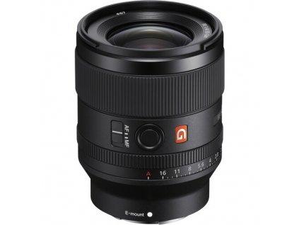 204965 sony fe 35mm f1 4 gm full frame e mount