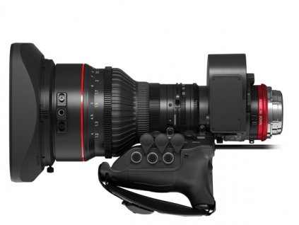 205463 canon cine lens cn10x25 ias s ef mount