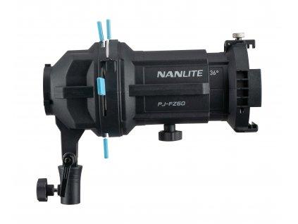 207991 nanlite pj fz60 36 projector forza 60 a forza 60b