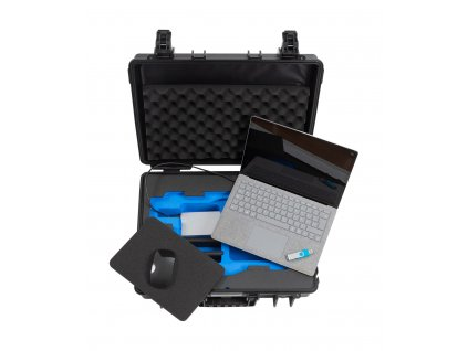 209065 bw outdoor cases type 6040 for apple mac book pro 13 as of 2017 or 16 as of 2019