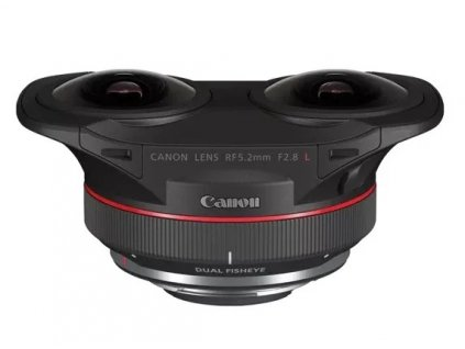 Canon RF 5,2 mm f/2.8 Dual fisheye