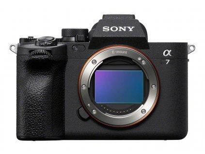 Sony Alpha A7 IV telo