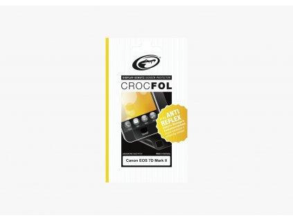 CROCFOL Anti Reflex Canon EOS 7D Mark II