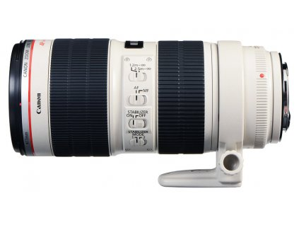 x Canon EF 70 200mm F2.8L IS II USM White L