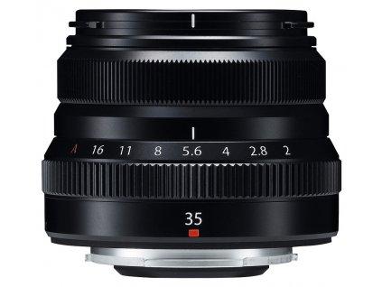 25834 fujifilm fujinon xf 35mm f 2 r wr cierny