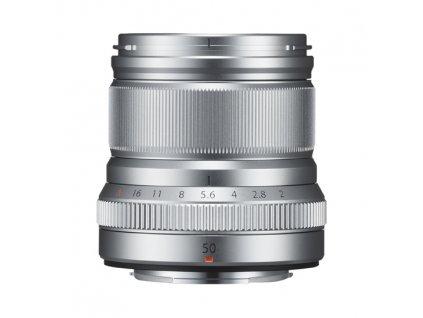 fujinon xf 50mm f2 r wr silver side