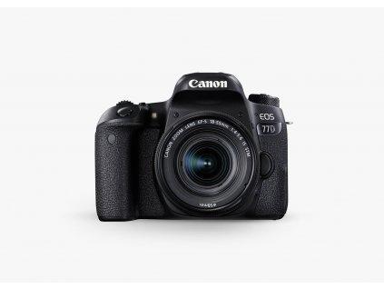 Canon EOS 77D 18 55