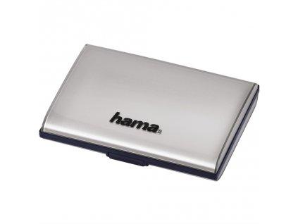 Hama Fancy Card Case SD/MMC silver                     49915