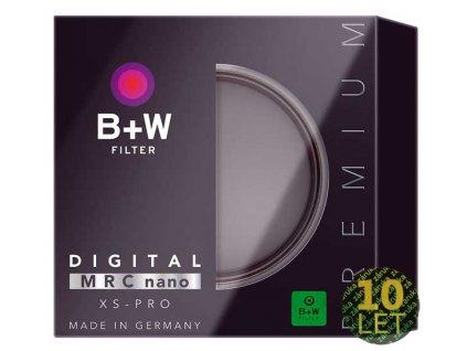 52458 b w xs pro digital pro 010 uv mrc nano 72