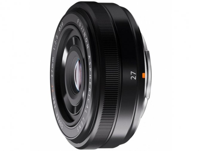 Fujifilm Fujinon XF 27mm f/2.8 Pancake + 50€ CASHBACK