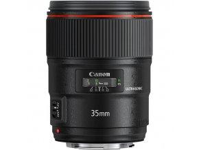 Canon EF 35mm f/1.4L II USM až 125€ SPÄŤ