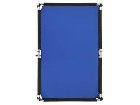 Quick-Clap Slip 1 x 1,5m Chromakey Blue, FOMEI