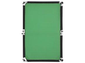 Quick-Clap Slip 1 x 1,5m Chromakey Green, FOMEI