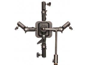 Studiový držák křížový pro 4x LED BAR