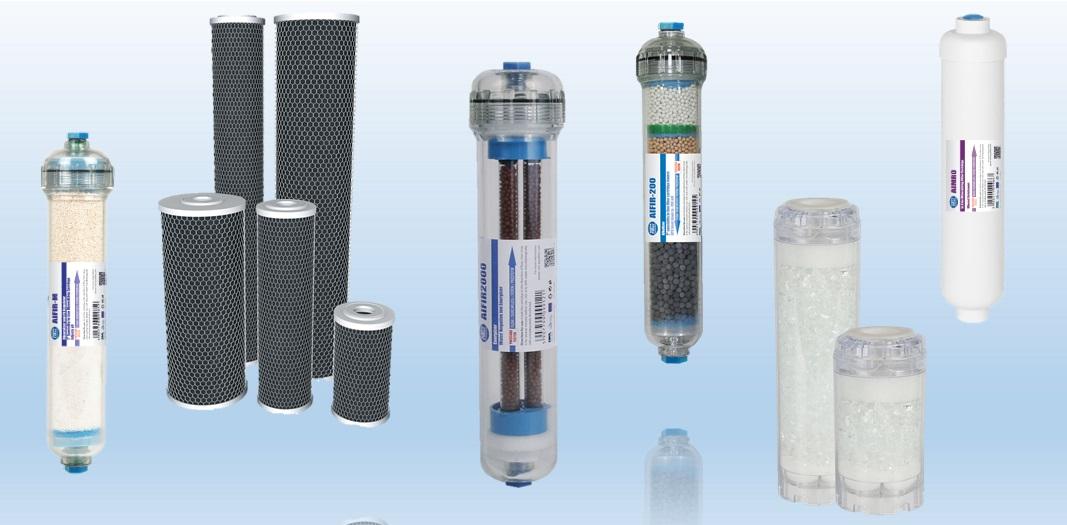 vodný filter