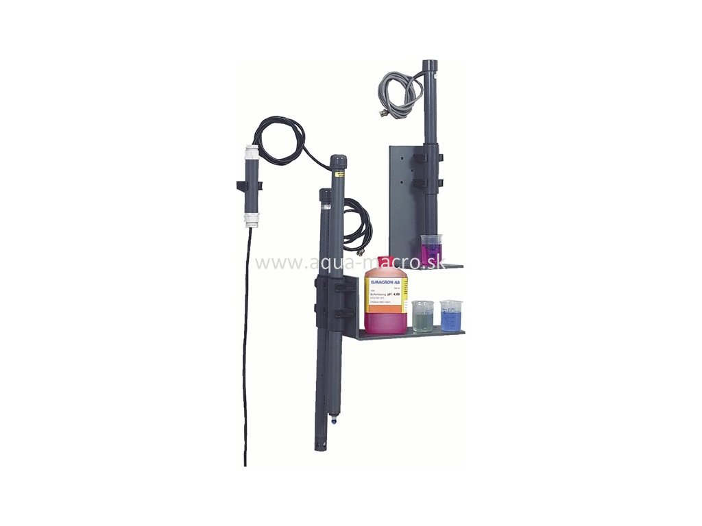 pH elektróda ELM-030-032 PPK/G-HT-Pt100 (system 80)