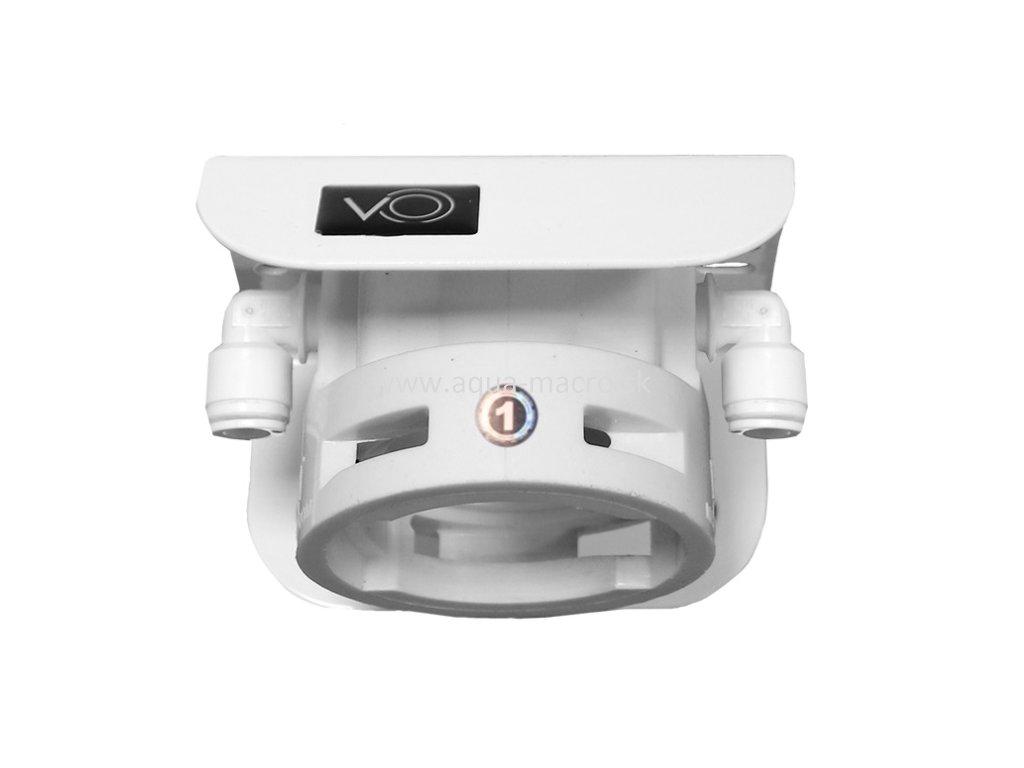 Jednoduchá hlava VO s kovovým držiakom