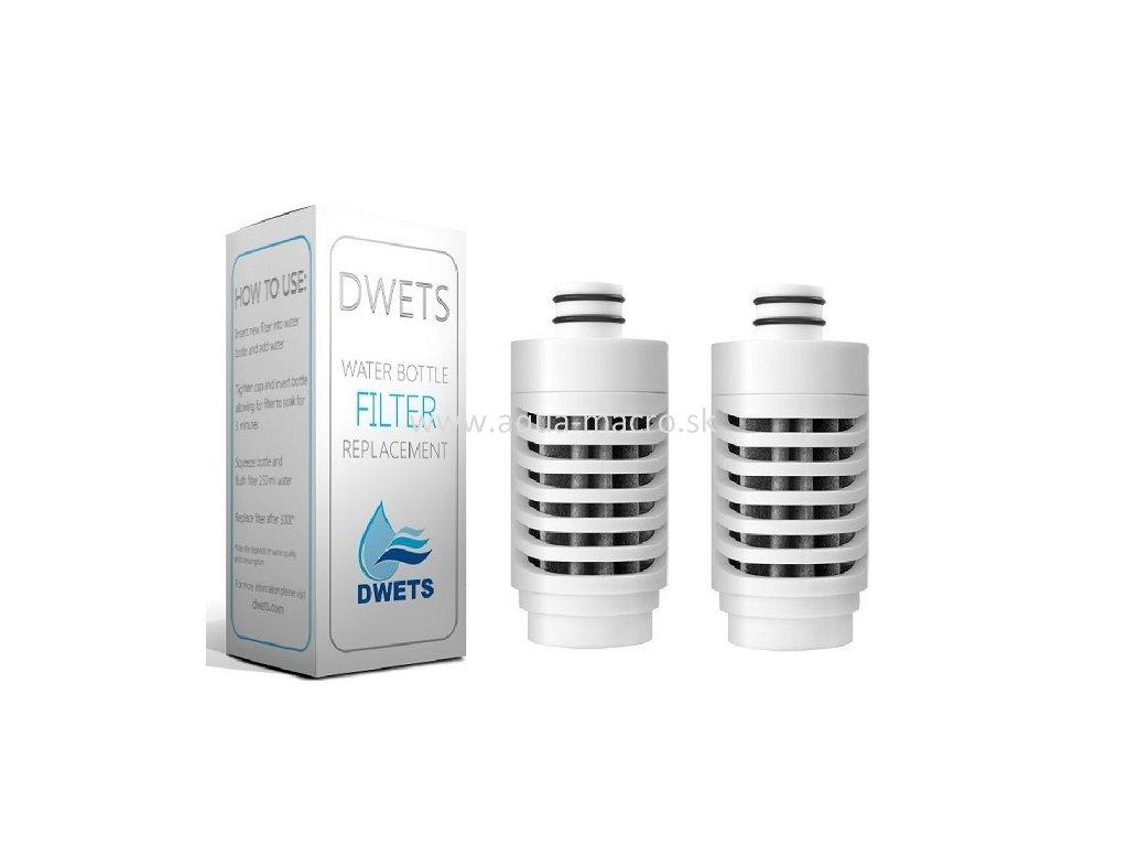 Náplň do filtračnej fľaše DW CO2 original