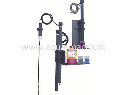 pH elektróda ELM-120 PPK/G-RVHT (system 80)