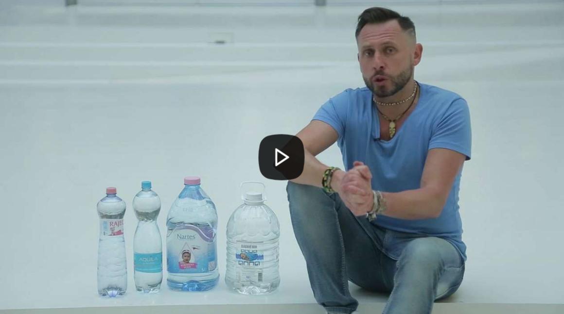 A DOST! - Kojenecká voda, je opravdu kojenecká?