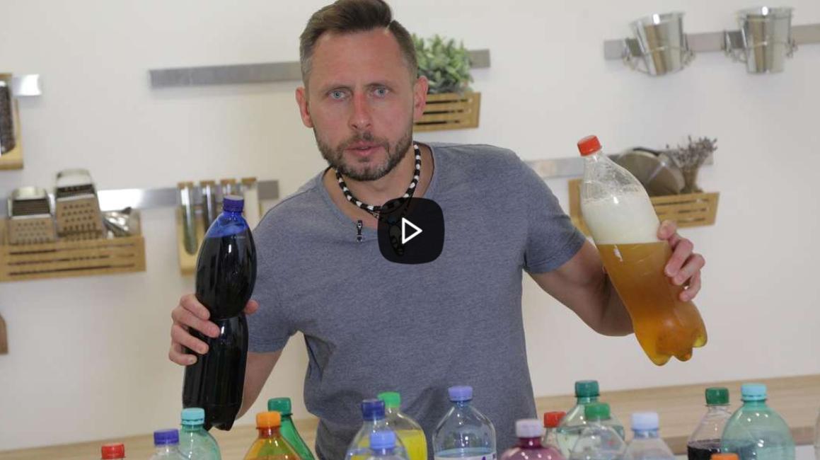 A DOST! - Balená voda? Proč si dávat pozor na opakové použítí PET láhví aj.