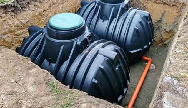 Nádrž na dešťovou vodu šetří vodní zdroje i Vaše peníze